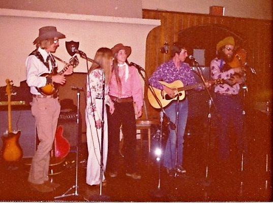 Early Unity Band Circa 1973.